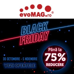 Black Friday evoMAG